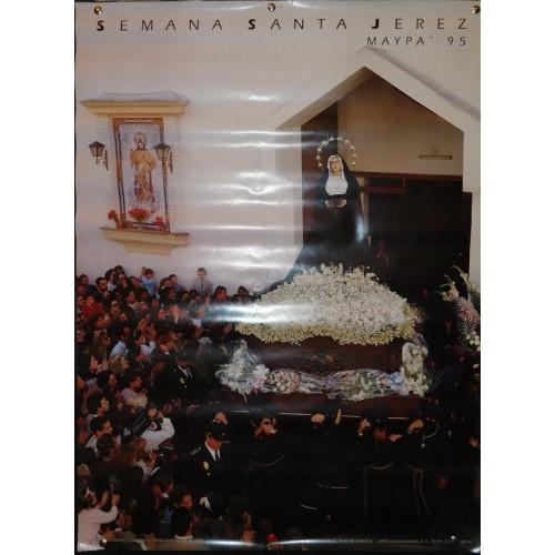 SEMANA SANTA DE JEREZ AÑO 95  MED 50 X 70 CTM
