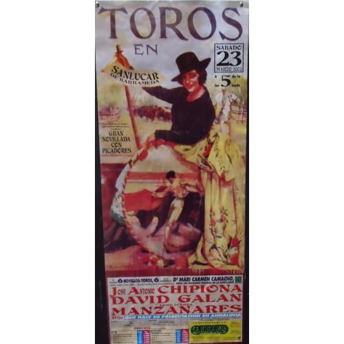 PLAZA DE TOROS DE SANLUCAR 23 MARZA 2002-MED 40X 96 CTM