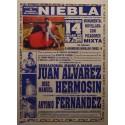 PLAZ DE TOROS DE NIEBLAS .- 1407-96.-MED 50X70 CTM