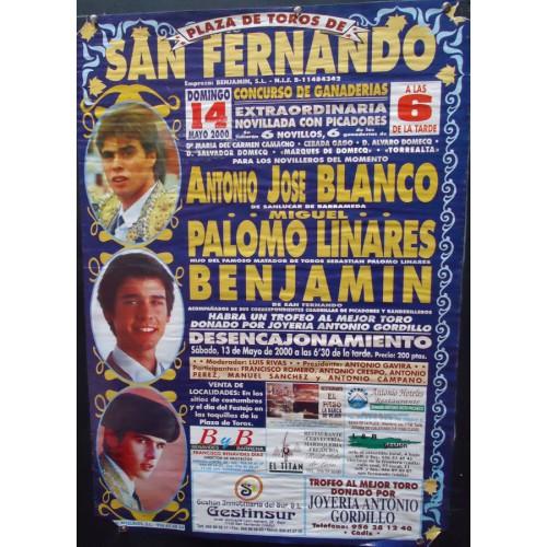 PLAZ DE TOROS DE SAN FERNANDO.- 114 MAYO 2000 MED 48X 68 CTM