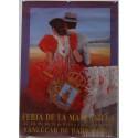 FERIA DE LA MANZANILLA.- AÑO 1997  2UNID.- MED 50 X 70 CTM
