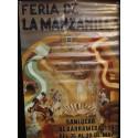 FERIA DE LA MANZANILLA.- AÑO 1983.- MED 50 X 70 CTM      2 UNI
