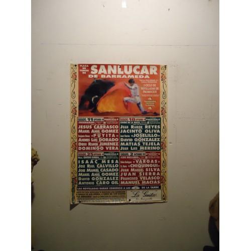 PLAZ DE TOROS DE SANLUCAR.- SEPTIEMNBRE-99.- 50X70