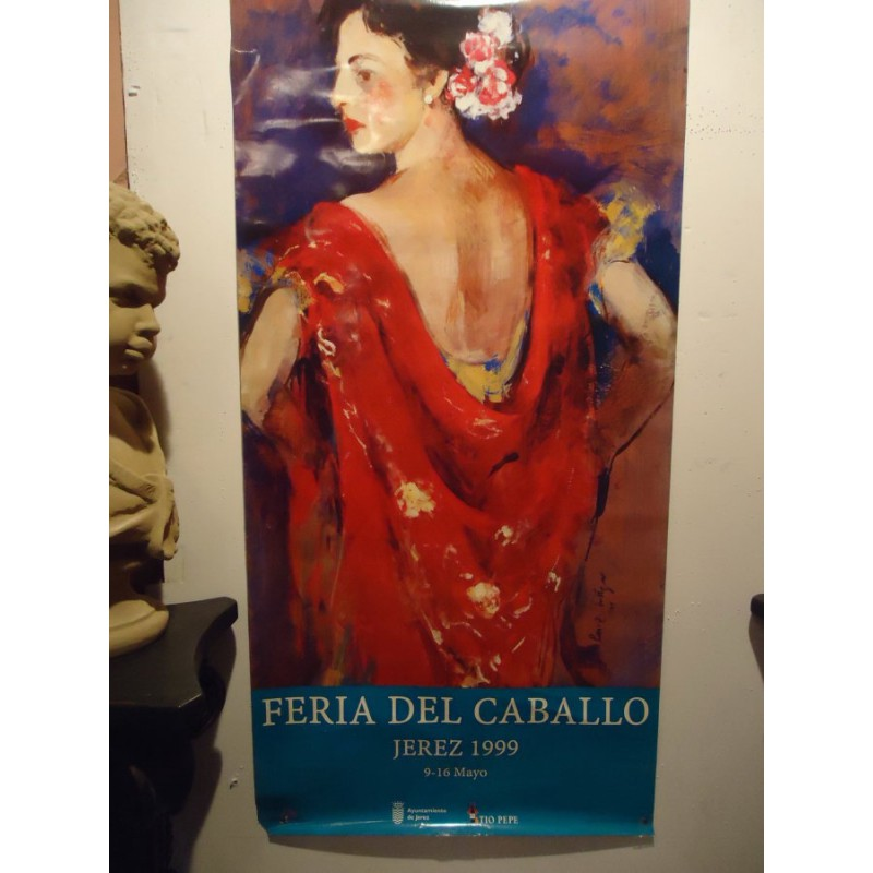 FERIA DEL CABALLO DE JEREZ.- AÑO 1999 MED 60X 120 MCTM