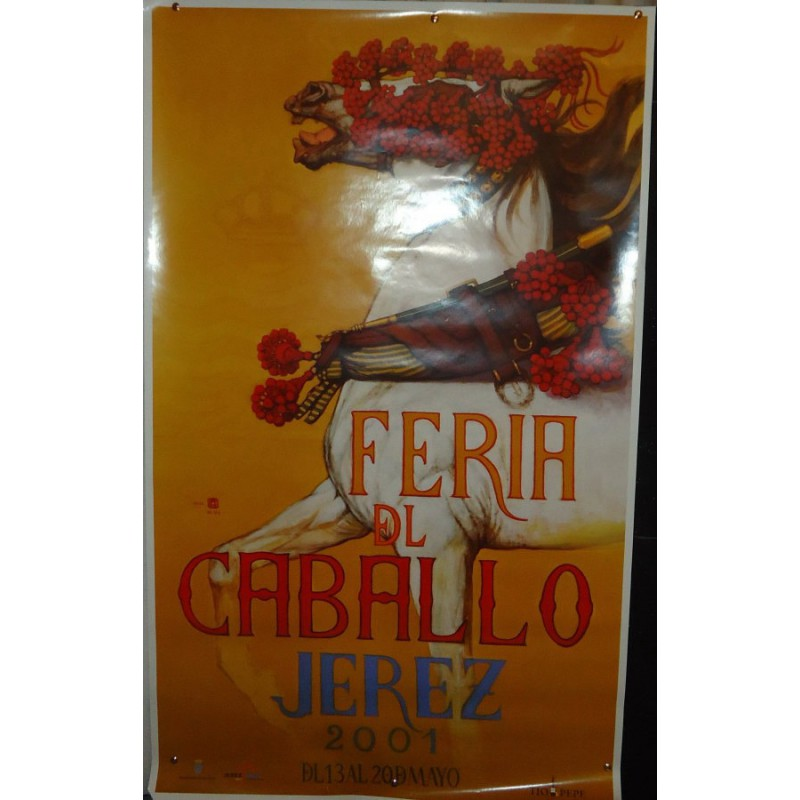 FERIA DEL CABALLO DE JEREZ -AÑO 2001