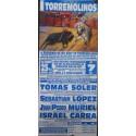PLAZ DE TOROS DE TORREMOLINOS.-254-99.- MED 15X30 CTM