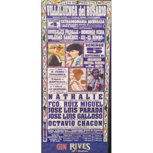 PLA DE T0R0S DE VILLALUENGA.4Y5 SEPT.- 1999