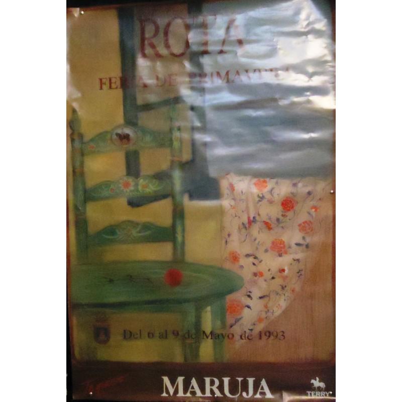 FERIA  PRIMAVERA  ROTA.- AÑO 1998 .- MED 60X90 CTM