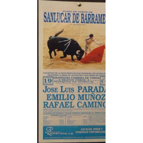 PLAZA DE TOROS DE SANLUCAR