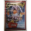 CARNAVAL  SANLUCAR AÑO 1986 MED 50X70 CTM 3 UNID
