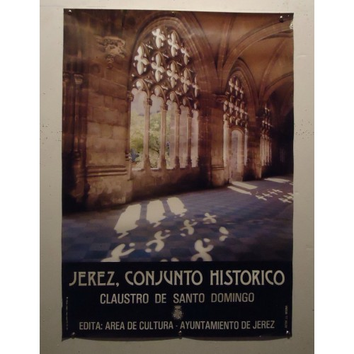 LAMINAS PUBLICITARIA.- CLAUSROS SANTO DOMINGO