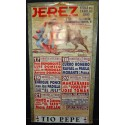 PLAZA DE TOROS DE JEREZ .- FERIA AÑO 2000.- MED 48X90 CTM