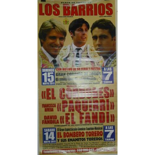 PLAZA DE TOROS LOS BARRIOS 15MAYO2011M190X90