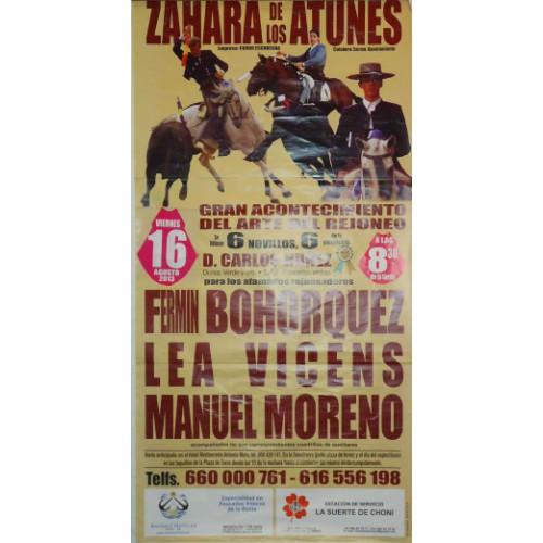 PLAZA TOROS ZAHARA DE LOS ATUNES16AGOS2013ME190X90