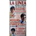 PLAZA TOROS LALINEA 20Y21JULIO2012 ME190X90C