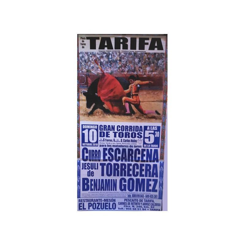 PLAZA TOROS TARIFA 10OCTUBRE2010 MED190X90