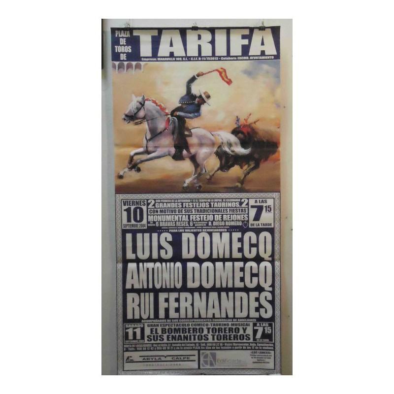 PLAZA TOROS TARIFA 10SET2004.- ME190X90C