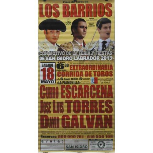 PLAZA TOROS LOS BARRIOS 18MAYO2012ME190X90