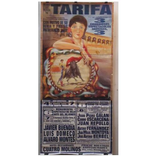 PLAZA DE TOROS TARFA 4-6-8-SEP2002 MED190X90
