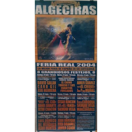 PLAZA TOROS ALGECIRAS 22AL26JUNIO2004M190X90