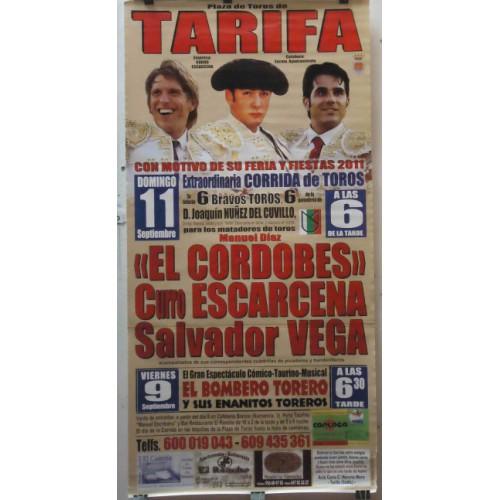 PLAZA TOROS TARIFA 11SEP2011 MED 190X90