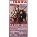 PLAZA TOROS TARIFA 10Y11SEP 1994 M190X90