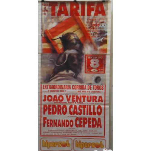PLAZA TOROS TARIFA 8 SEP1990 MED190X90