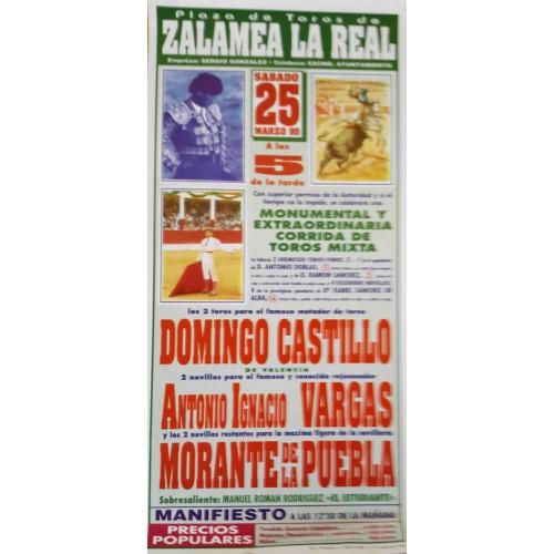PLAZA DE TOROS DE PTO.STA MARIA 27/7/1997 M22X45CTM