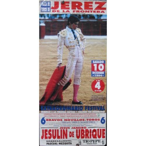 PLAZA DE TOROS DE JEREZ-10-12-1990